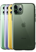 Apple iPhone 11, 11 Pro, 11 Pro Max Case Ringke [AIR] Clear Thin Soft TPU Cover