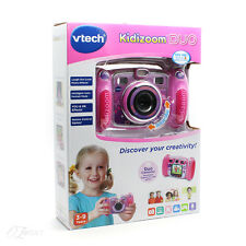 New VTech Kidizoom Duo Camera Pink