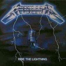 * METALLICA - Ride the Lightning