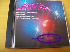 SCI-FI MOVIE HITS O.S.T. CD STAR WARS 2001 A SPACE ODYSSEY E.T SUPERMAN