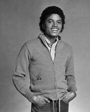 Michael Jackson Unsigned 8 X 10 Photo #1