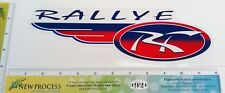 Pace Trailer - Rallye Curbside Decal - Part #670233 (from OEM supplier)