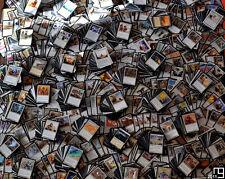 Lot de 500 cartes Magic mtg communes et uncos mélangées - Toutes éditions!