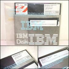 1980's IBM Advanced 36 TRANS AID KIT 5.25 inch Floppy Disks (Brand New)