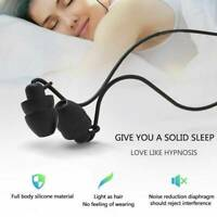 Soft Sleep Earphone In-Ear Anti Noise Sports Music Earbud Headphone Comfortable.