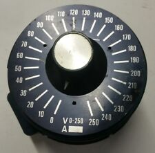 Ismet 279903 Adjustable Voltage Transformer 250vac In 0 250vac Out