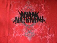 Anaal Nathrakh Eschaton 2006 Vintage T-Shirt End Times Black Metal Between Sh*t