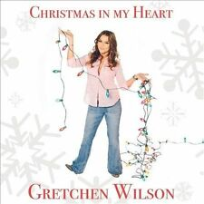 FREE US SHIP. on ANY 3+ CDs! NEW CD Wilson, Gretchen: Christmas in My Heart