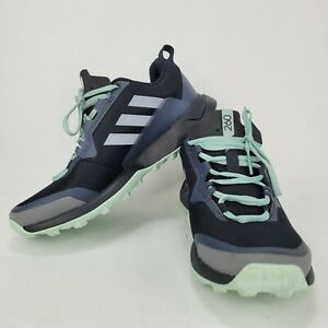 Adidas CQ1735 Womens Terrex 260 Black Trail Running Hiking Shoes Size 7.5 EUR 38