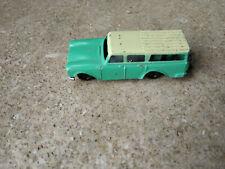 Vintage TootsieToy Rambler Station Wagon