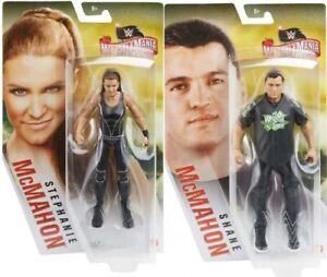 NEW WWE Wrestlemania Basic Figures