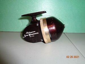 Vintage Shakespeare No. 1756 Model # EC  Spin-Wondereel