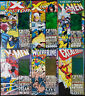 X-Men: Fatal Attractions Complete Set (1993 Marvel) #25 Wolverine 75 X-Factor 92