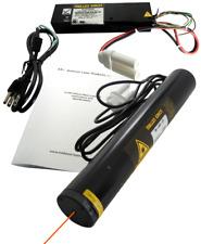 New Red Helium Neon HeNe Laser System <5 mW Melles Griot 05-LHR-121