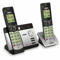 REFURB VTech CS5129-2 DECT 6.0 Expandable Cordless Phone System With 2 Handsets