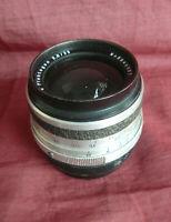 Carl Zeiss Jena Objektiv Flektogon 2,8 / 35 mm Nr. 5549983 lens
