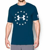Under Armour Apparel Mens Freedom T-Shirt M- Pick SZ/Color.