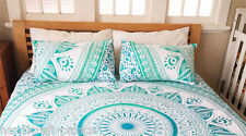 Mandala Pillow Floor Cushion Bohemian Floor Cushion Cover Indian Pillow Sham