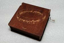 The Lord Of The Rings Music Box - One Ring To Rule Them - Aragorn Frodo Gandalf