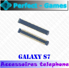 Galaxy S7 connecteur écran lcd FPC carte mère display connector motherboard