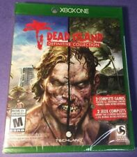 Dead Island Definitive Collection [ 2 Games in 1 Pack ] (XBOX ONE) NEW