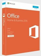 Microsoft Office Home & Business Software Suite - T5D02877