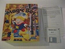 "Magic Boy PC Game 3.5"" Disks Box and Disk Only Empire Software"