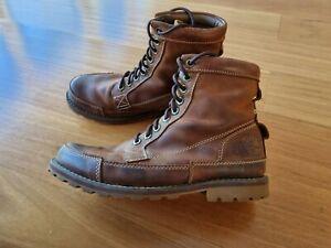 "Timberland Earthkeepers Original Leather 6"" - Mens US 8, EU41.5"