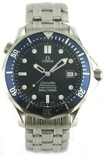 OMEGA SEAMASTER PROFESSIONAL 2531.80 BOND AUTO CHRONOMETER BLUE MENS SWISS WATCH