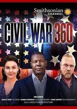 Civil War 360 (DVD, 2014)  Smithsonian Channel  BRAND NEW