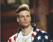 VANILLA ICE signed 8x10 PHOTO COA AUTO RAP TEENAGE NINJA TURTLES TO THE EXTREME