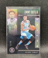 Jimmy Butler 2019-20 Illusions Black Numbered 13/49 Rare Panini NBA #139 Heat
