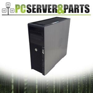 HP Z620 16-Core 2.90GHz E5-2690 128GB RAM 2x 3TB HDD Quadro 600 No OS
