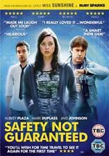 Safety Not Guaranteed DVD NEW dvd (VER011)