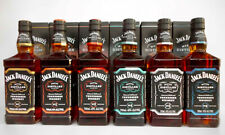 Jack Daniels Master Distiller Series 1- 6 700mL 43% Full Set Complete With Boxes