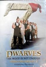 7 DWARVES THE WOOD IS NOT ENOUGH [7 Zwerge] DVD PAL Color - German Family Comedy