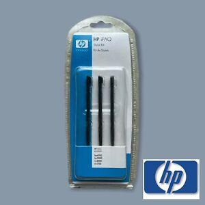 Original HP iPAQ Stylus Kit Pack of 3   hx4700. hx2000. rx3000. rz1700    New