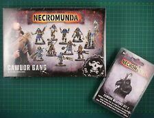 Cawdor Gang Box + Cawdor Weapons Set 2 Forge World Necromunda 11917