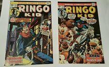 Ringo kid # 24,26  ,1970's