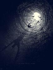 The Dark Knight Rises Regular Alternative Movie Poster Kevin Tong No. /275 Mondo