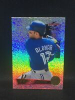 1995 Score Summit Nth Degree Roberto Alomar #50 HOF MINT
