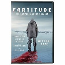 Fortitude: Stanley Tucci UK Horror TV Series Complete Season 2 Box / DVD Set NEW