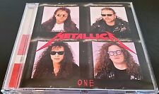Metallica Early Pressing One Japan CD Ep With OBI