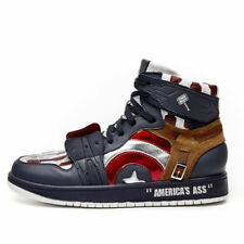 The Avengers Captain America Steve Fan Shoes Boots Christmas Gift Limit Daily