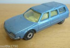 MATCHBOX # 12 CITROEN CX BREAK 1979