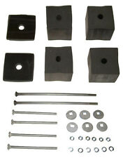 1947 1948 1949 1950 1951 1952 1953 Bed Mounting Blocks Pads H/W Chevy GMC Truck