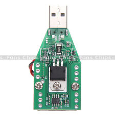New Electronic Load resistor USB Current Tester Discharge Battery Test Capacity