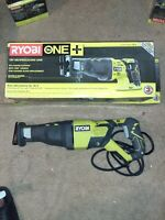 Ryobi RJ186V 12 Amp Variable Speed Corded Reciprocating Saw NO SAW INCLUDED
