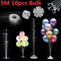 Balloon Strip flower Balloon Clip Tying Tool Wedding Decorations Birthday Party