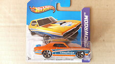 Hotwheels -  '69 Mercury Cougar Elimination